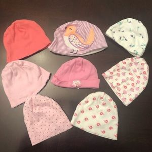 Newborn hat bundle